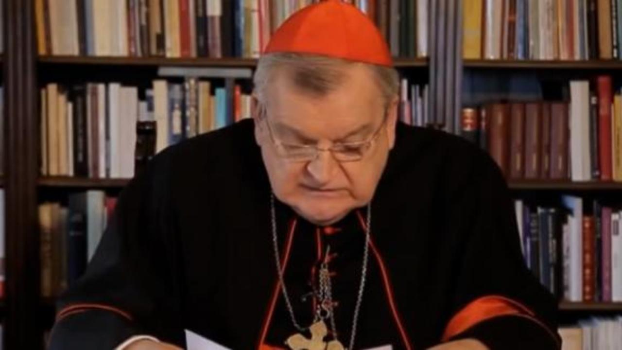 Catholic leader fueled lies about Covid-19 vaccines before ending up on ventilator