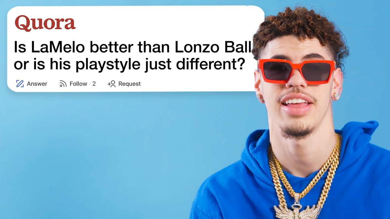 LaMelo Ball Goes Undercover on Twitter, TikTok and Instagram