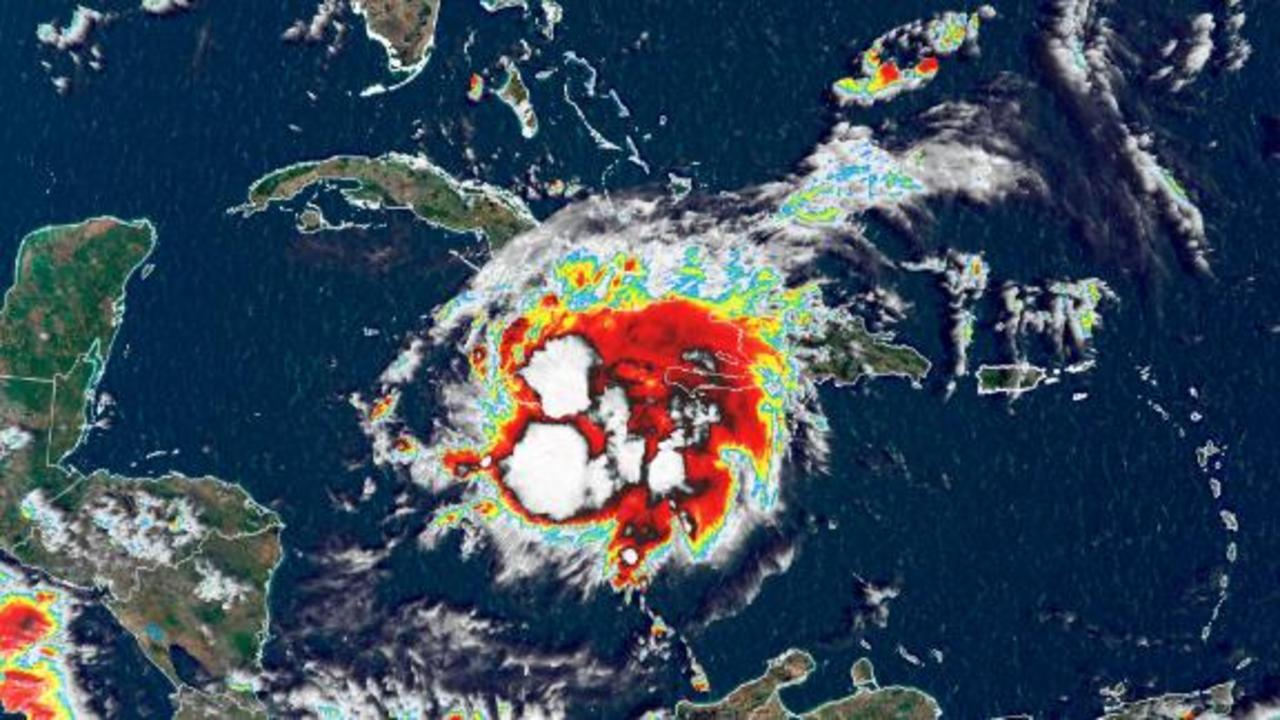 Heavy rains from Grace continue to impact Haiti and Jamaica