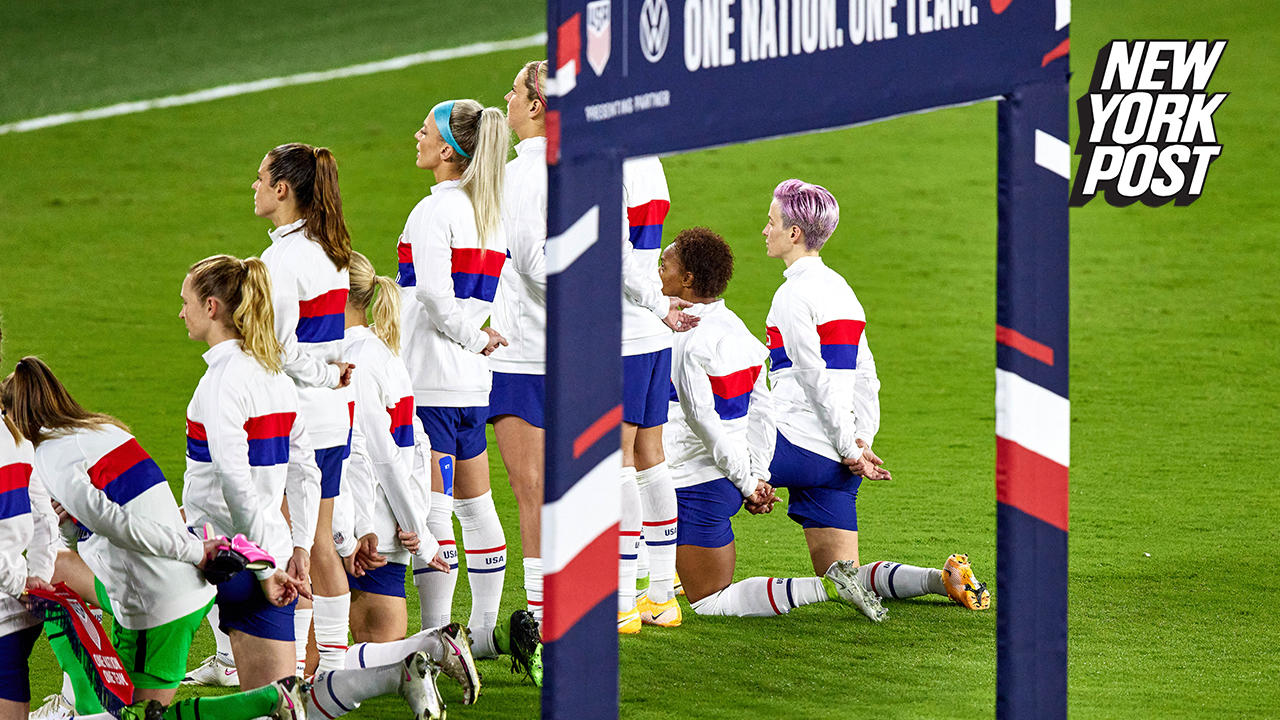 Hope Solo accuses Megan Rapinoe of 'bullying' USWNT into kneeling for anthem