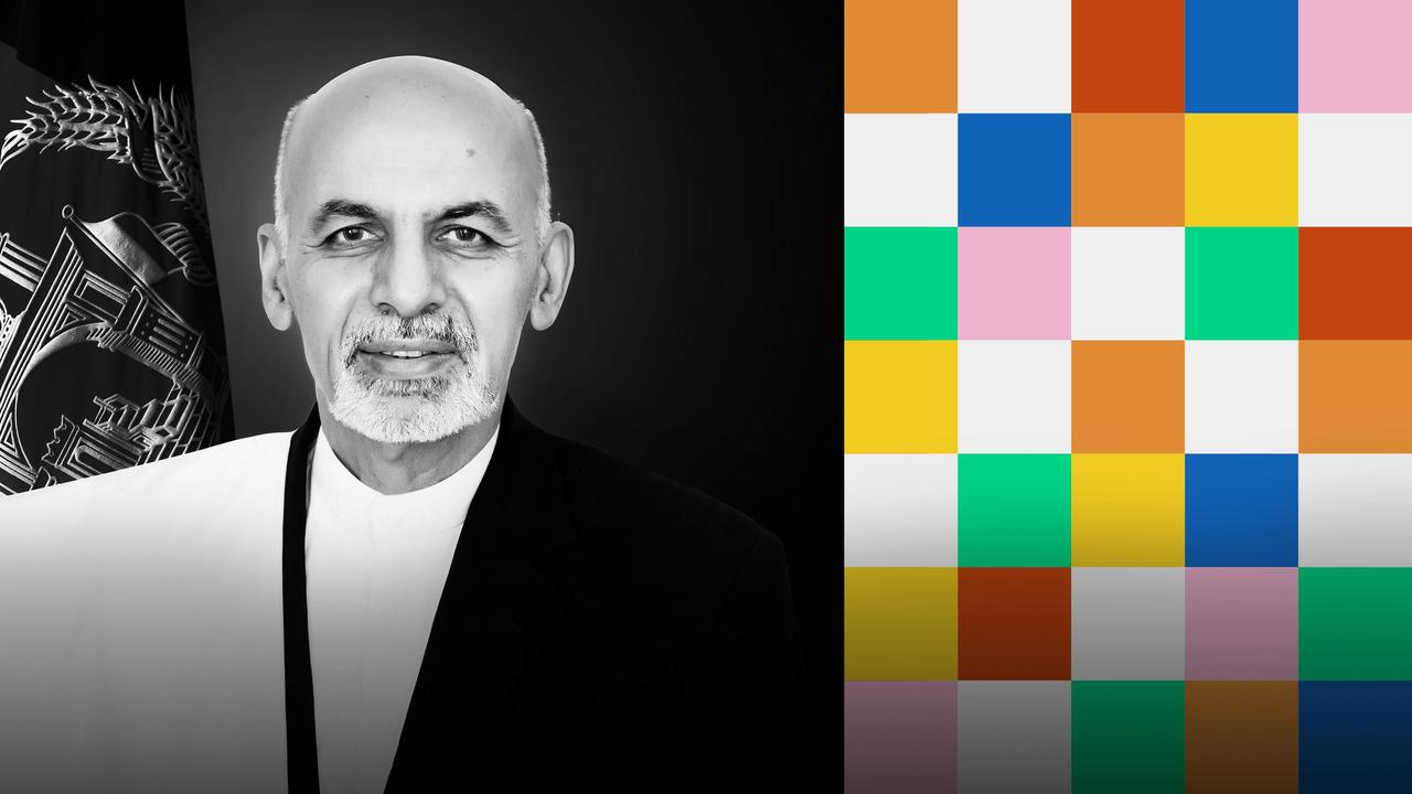 A vision for the future of Afghanistan   Ashraf Ghani