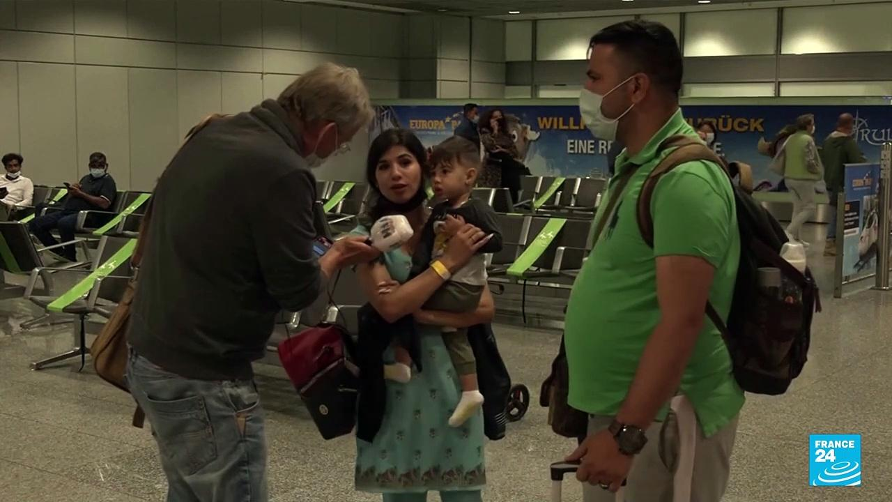 Taliban in Kabul: About 5,000 evacuated from Afghanistan in last 24 hours