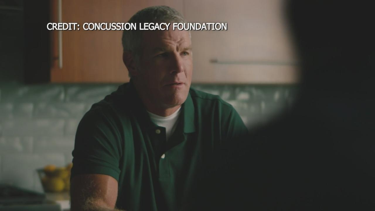 Favre Urges Young Athletes To Avoid Tackle Football In New PSA