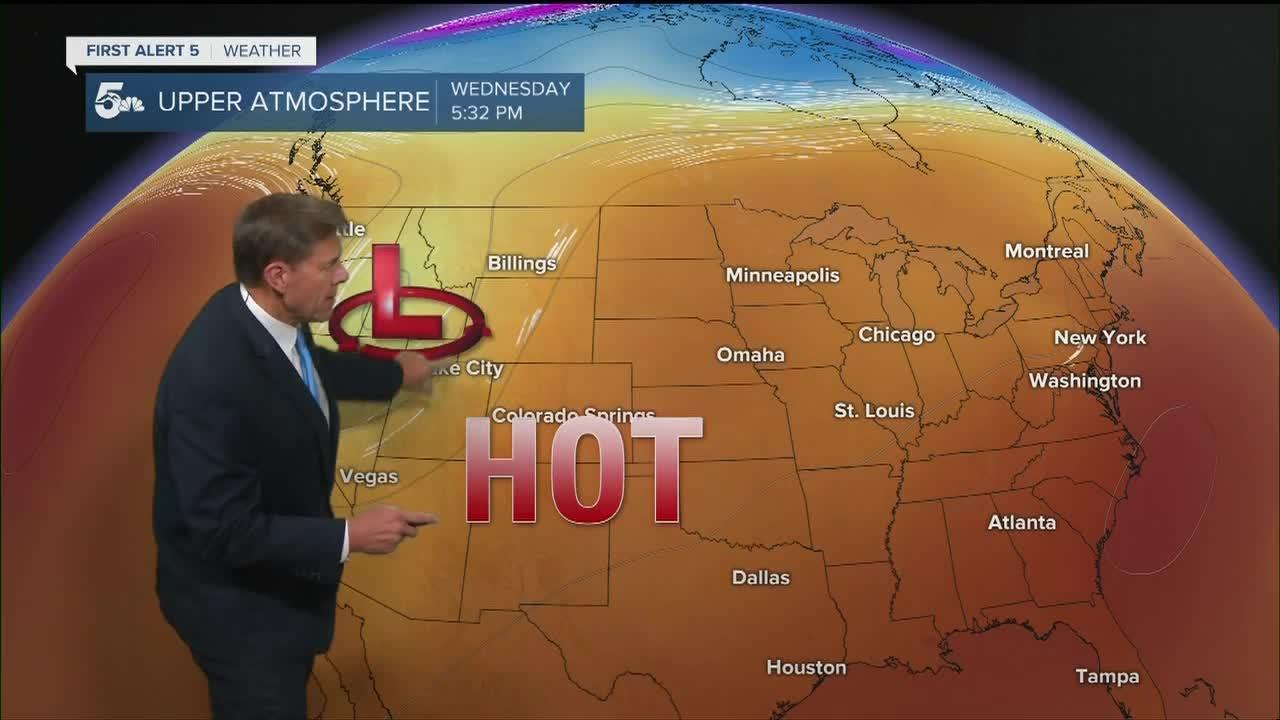 Dog days of summer continue for Southern Colorado