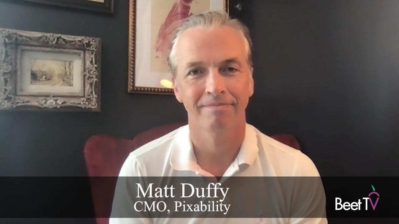 From Defense To Offense: Pixability's Duffy Flips CTV Suitability On Its Head