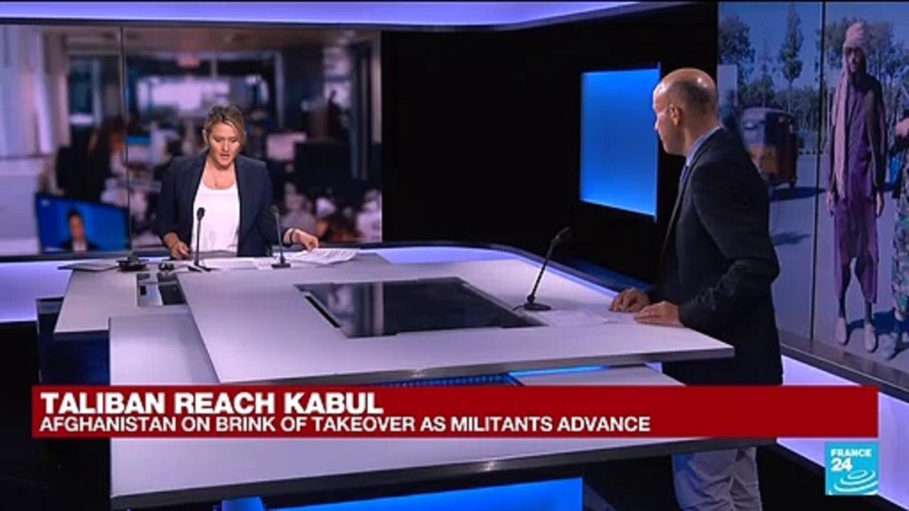 Taliban reach Kabul