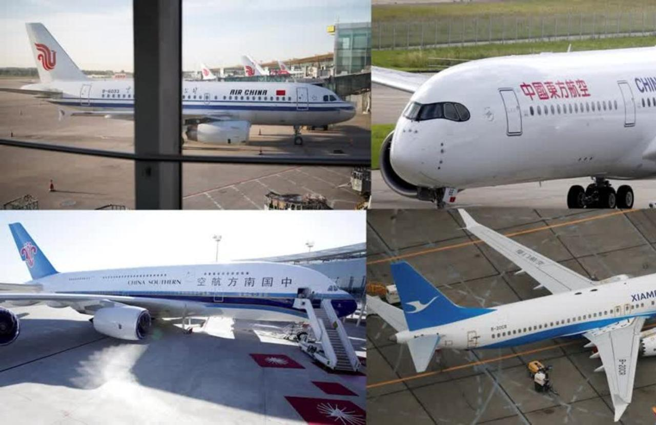 U.S. to limit several Chinese flights