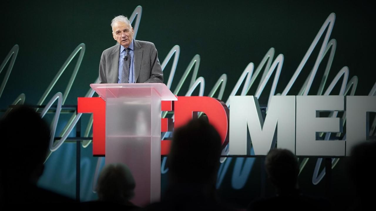 What it takes to create social change against all odds   Ralph Nader