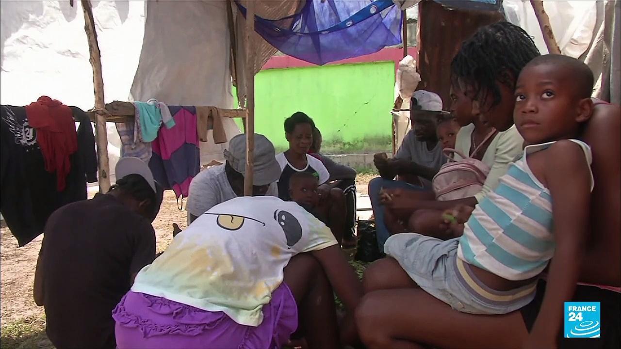 Aid struggles to reach remote areas of Haiti quake zone