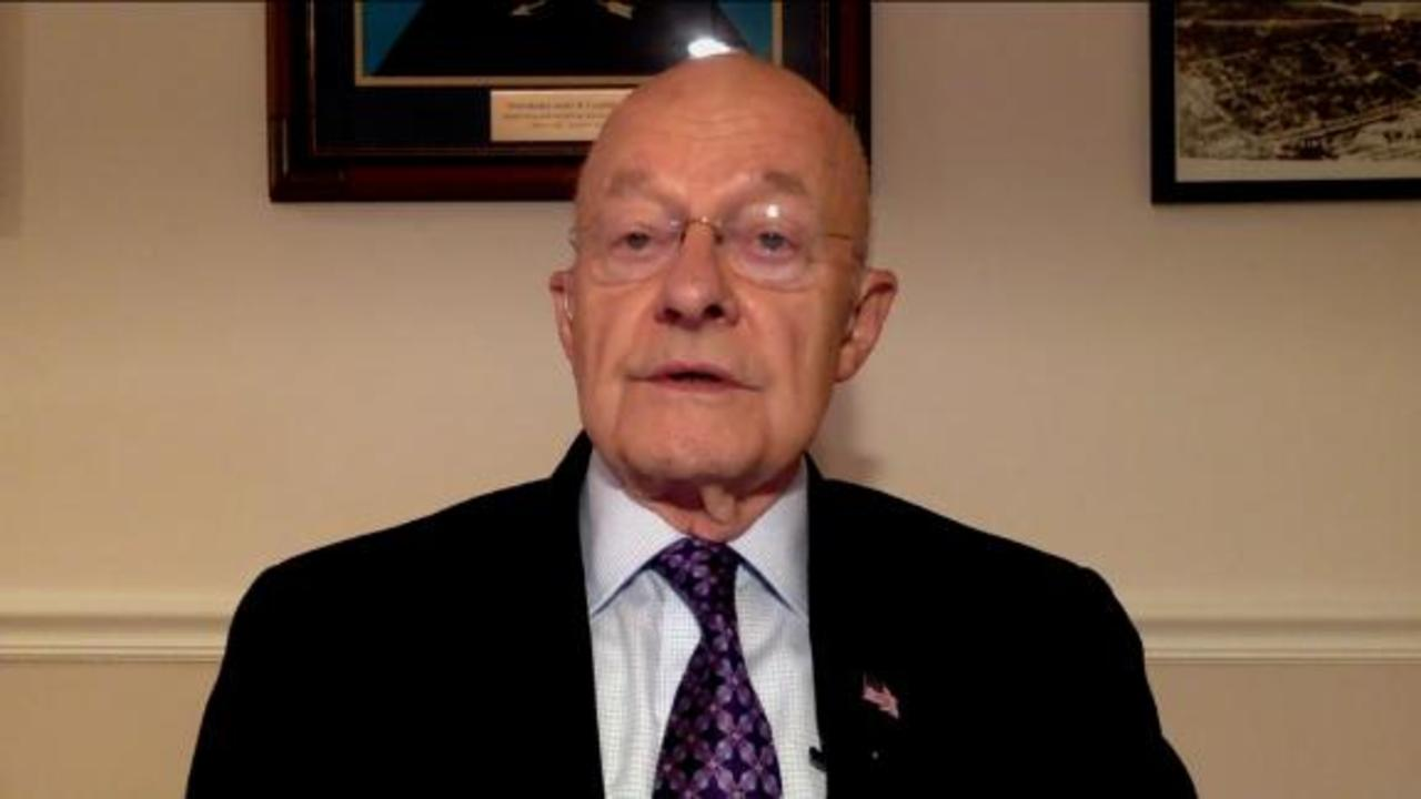 James Clapper: Al-Qaeda will 'absolutely' return to Afghanistan