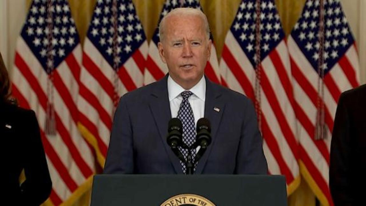 Biden: We are considering every means to get people out