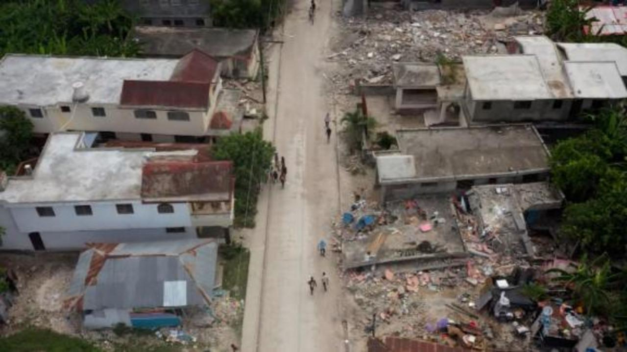 Parts of Haiti still not getting aid nearly one week after earthquake