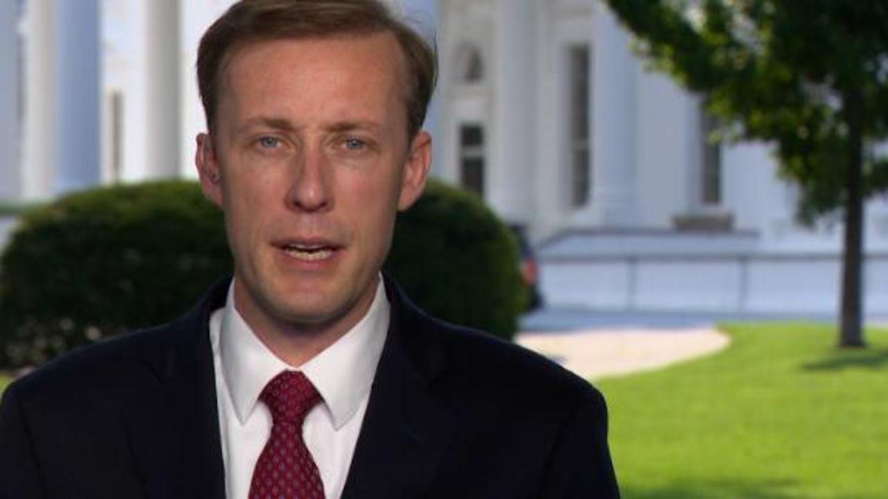 Biden national security adviser: ISIS threat to evacuees is real