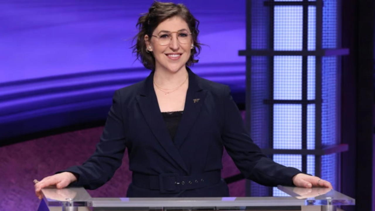 Mayim Bialik to Take Over 'Jeopardy!' as Guest Host Amid Shake-Up   THR News