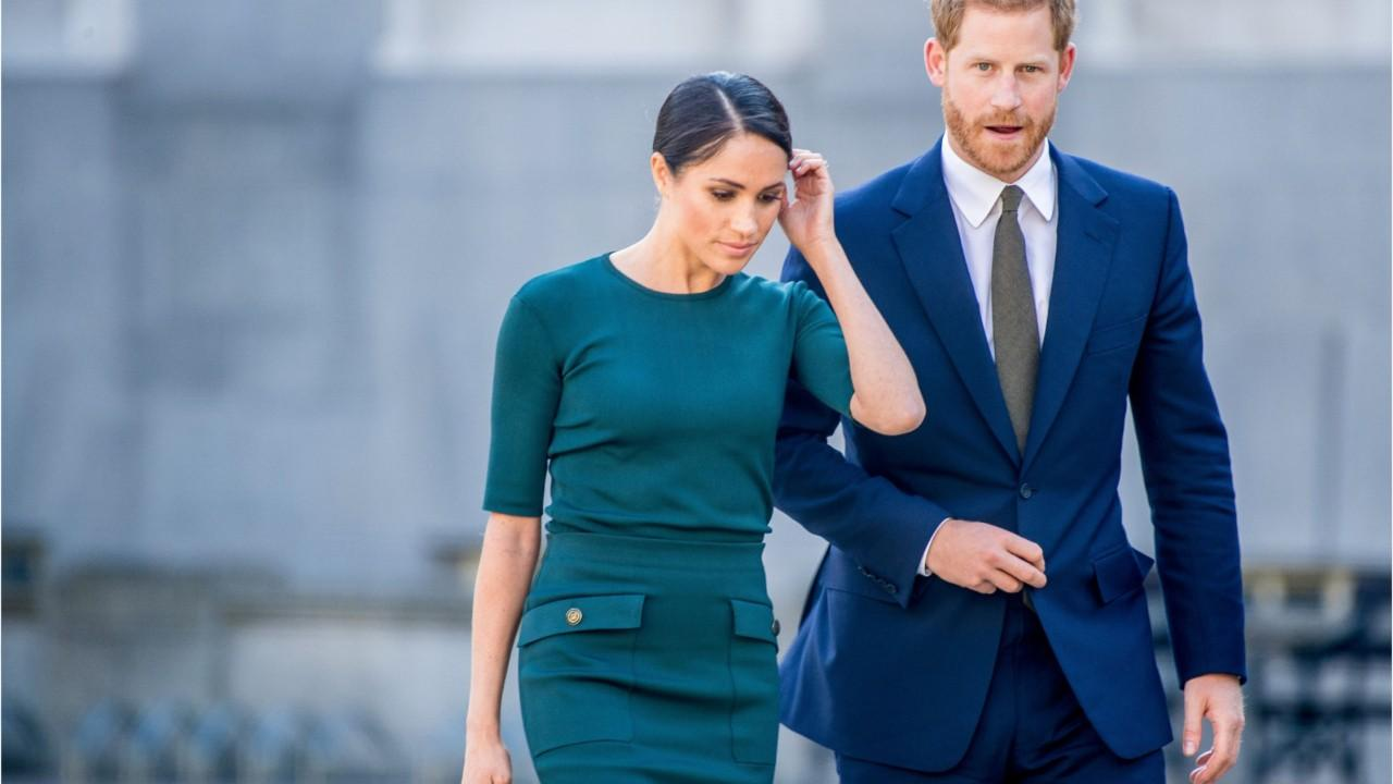 Harry and Meghan partner up with aid organisations in Afghanistan and Haiti