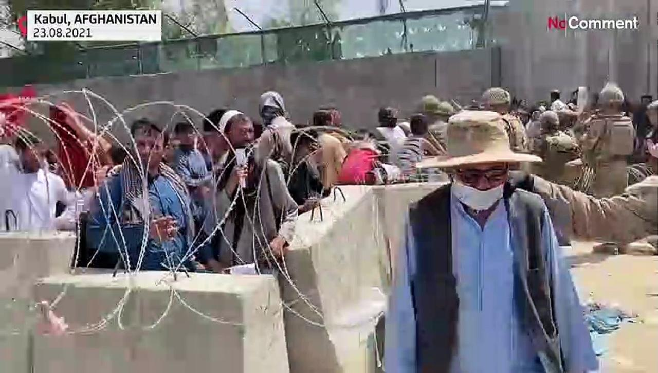 RAF flies over 130 evacuees from Kabul airport