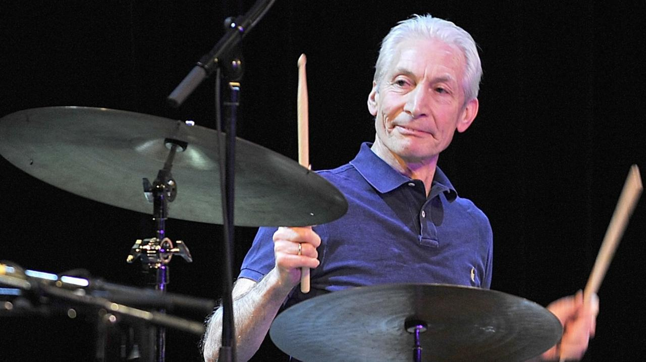 Legendary Rolling Stones Drummer Charlie Watts Dies at the Age of 80