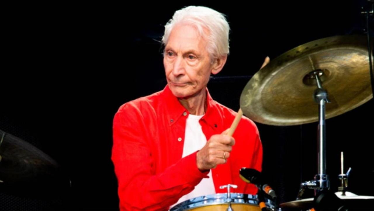 Rolling Stones Drummer Charlie Watts Dies at 80   THR News