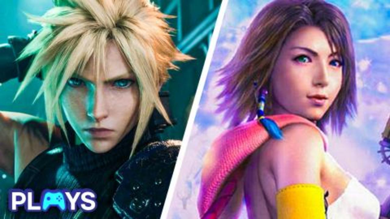 Every Mainline Final Fantasy Game Ranked