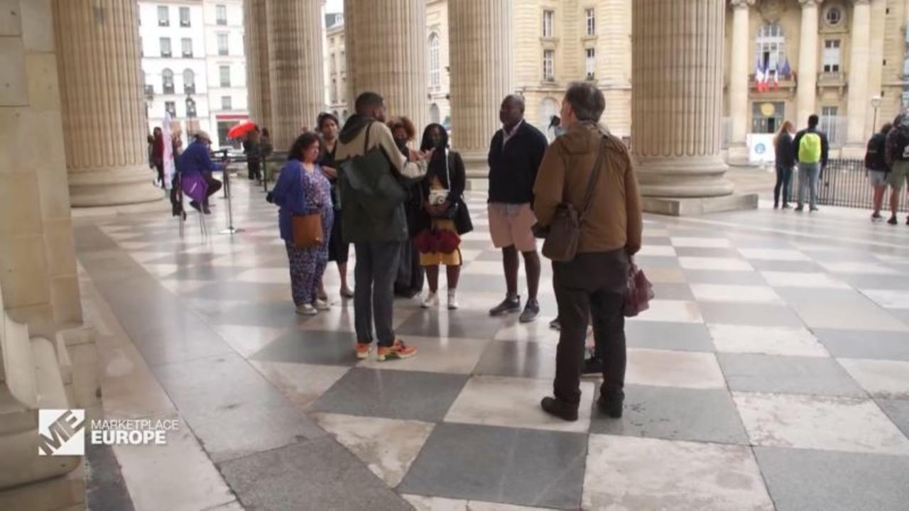 Delving into Paris' forgotten past