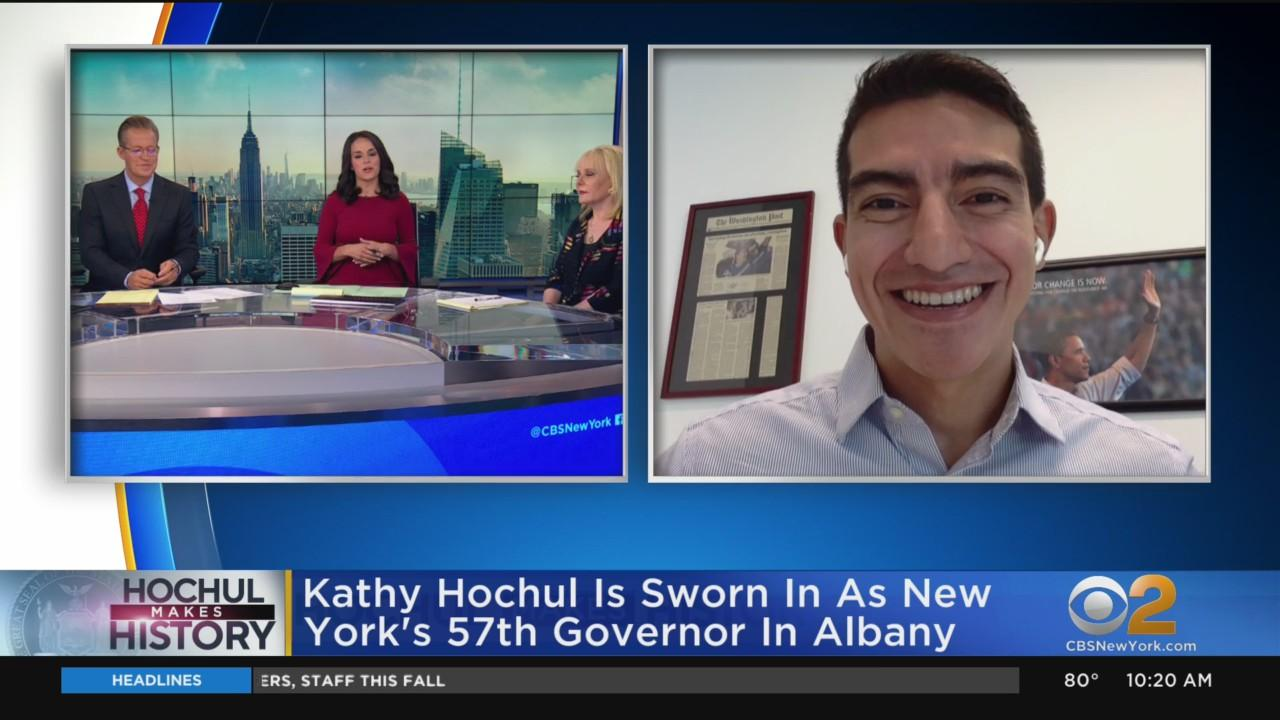 Political Experts On Hochul Inauguration