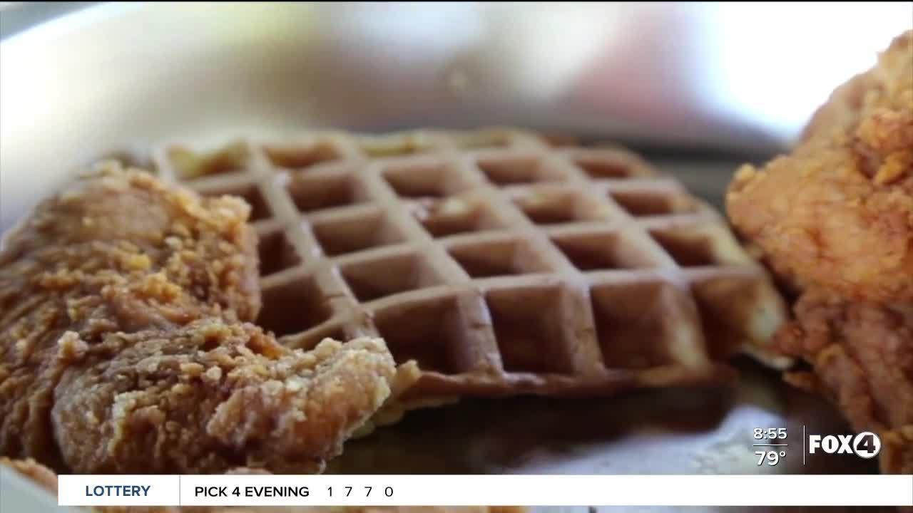 National Waffle Day