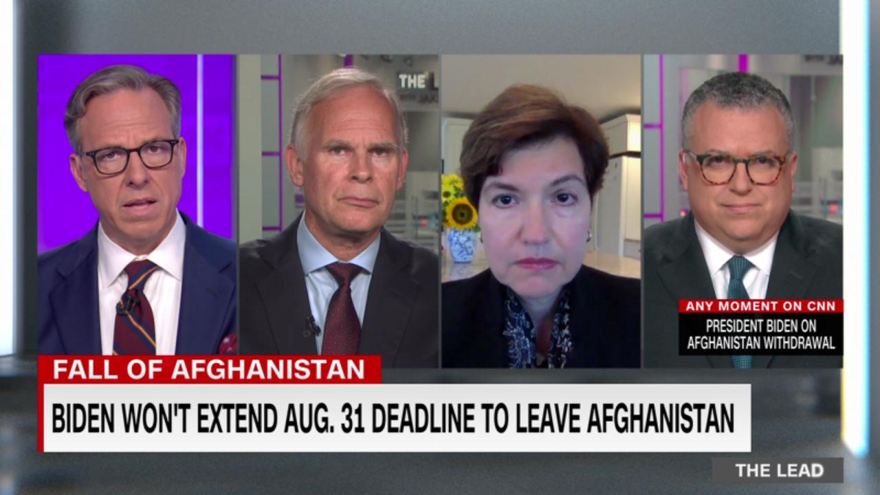 What happens to Americans and Afghan allies left behind after the August 31st deadline?