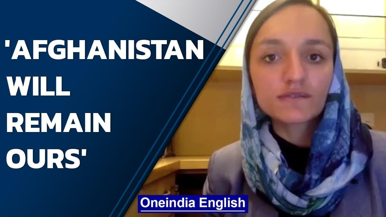 First woman Afghan mayor, Zarifa Ghafari's interview to ANI after fleeing to Germany | Oneindia News