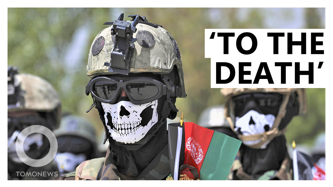 Afghan Commandos, Northern Alliance Prepare to Fight Taliban