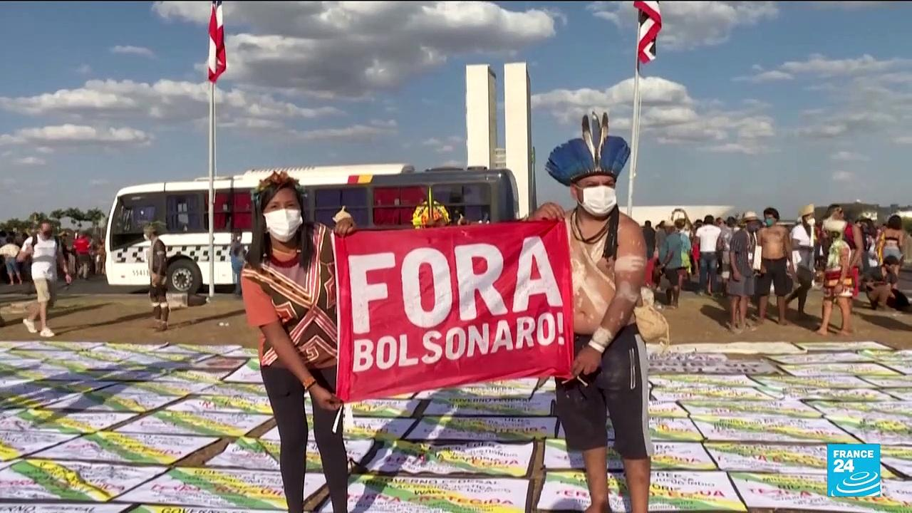 Indigenous rights in Brazil: Court ruling to determine rights to claim ancestral lands