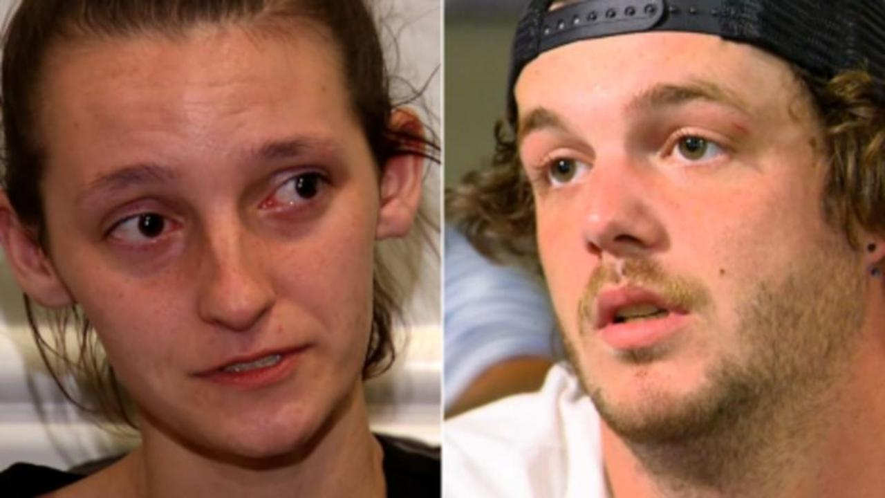 'I lost them': Parents recall moment twins were swept away in flood