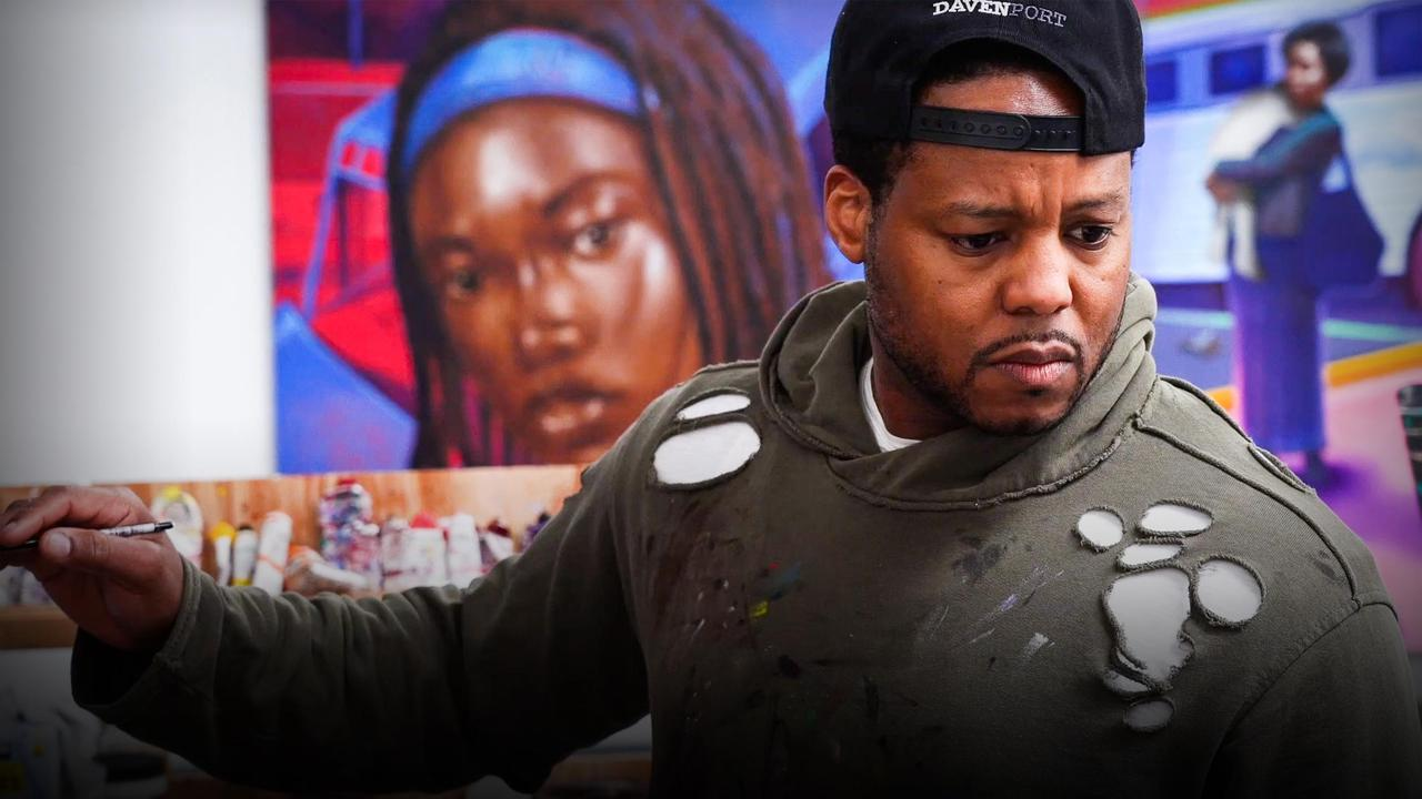 Can beauty open our hearts to difficult conversations? | Titus Kaphar