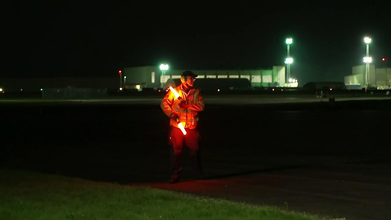 Latest Afghanistan evacuation flight lands in UK