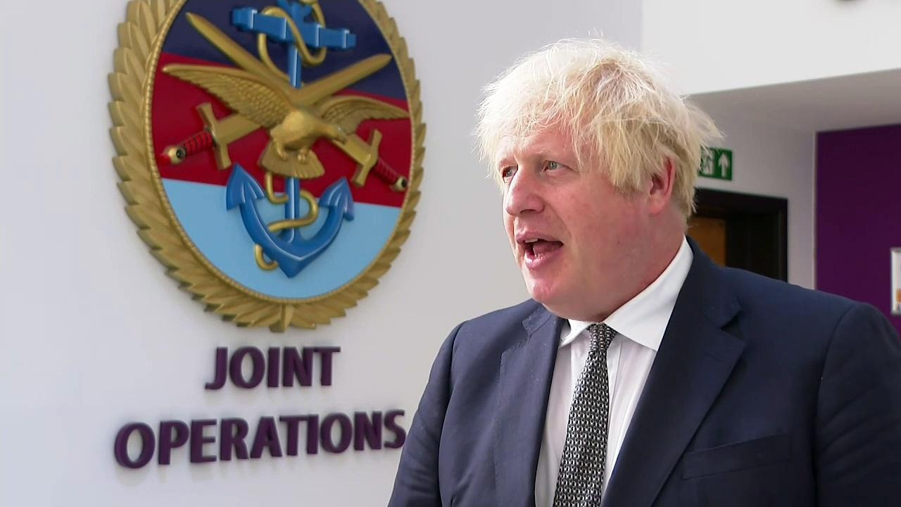 PM: Time left for Afghanistan evacuation 'quite short'
