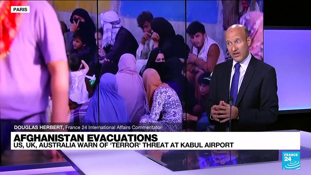Who are ISIS-K, the terror group suspected of planning attacks in Kabul airport?