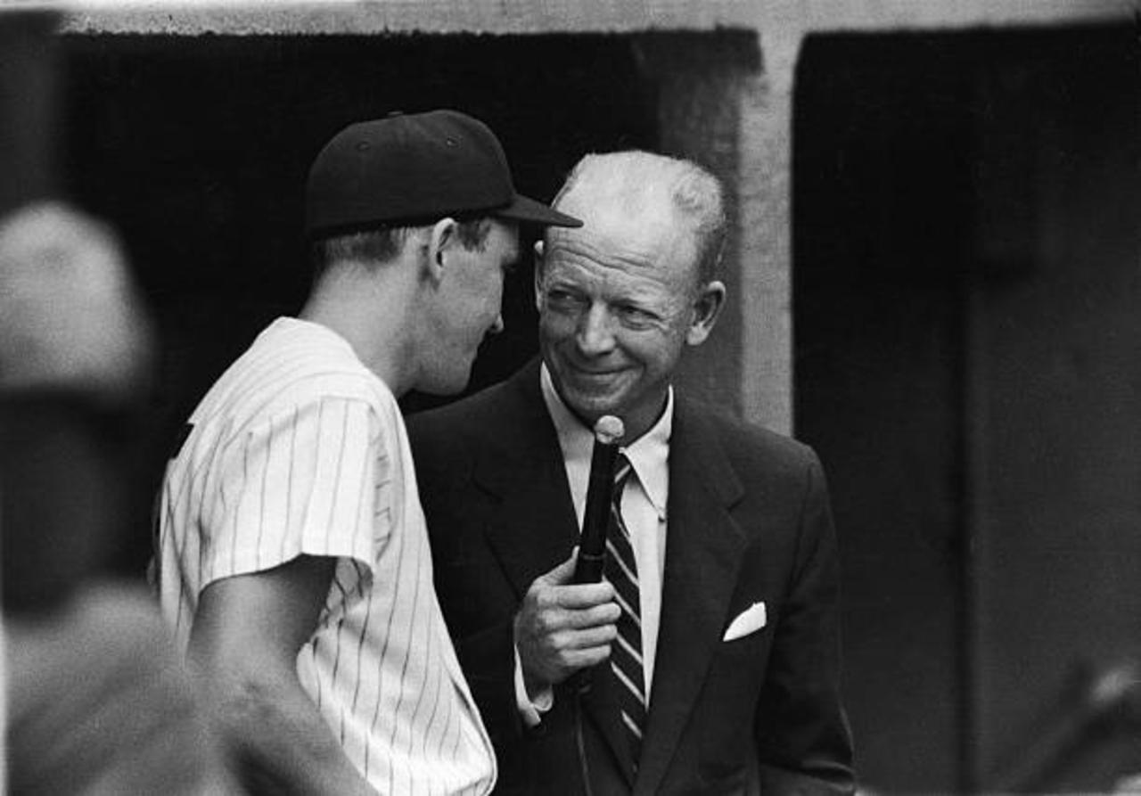 This Day in History: First Televised Major League Baseball Game