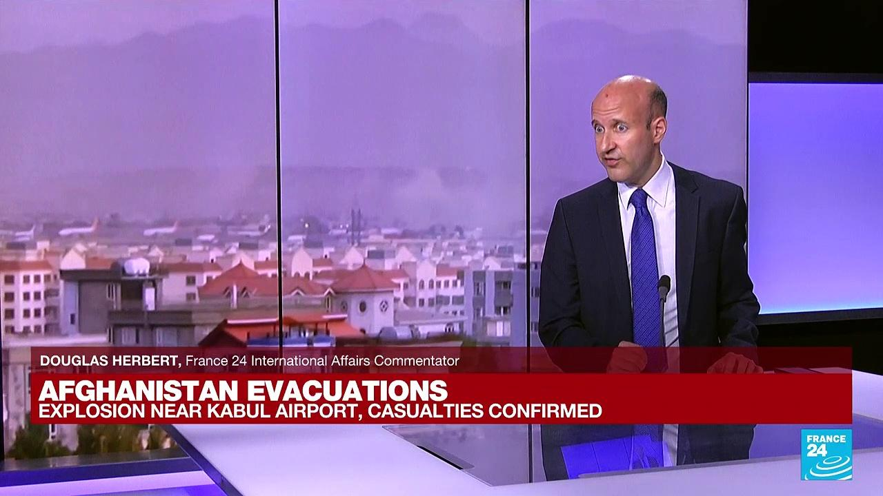France will try to evacuate 'several hundred' more Afghans from Kabul, says Macron