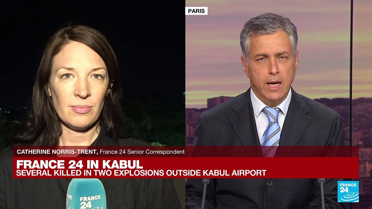 'The death toll could be very high here indeed' Catherine Norris-Trent reports from Kabul