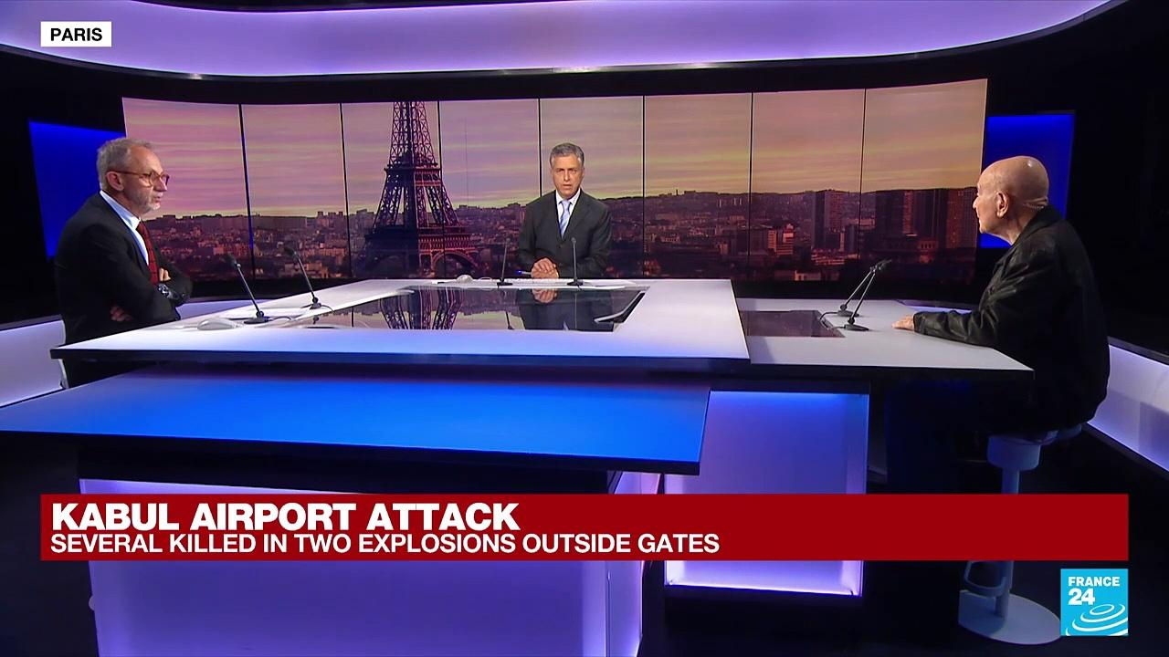 'A lot of panic going around' Catherine Norris-Trent reports from Kabul