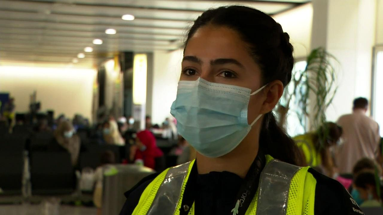 Border Force official on 'heartbreaking' Heathrow scenes