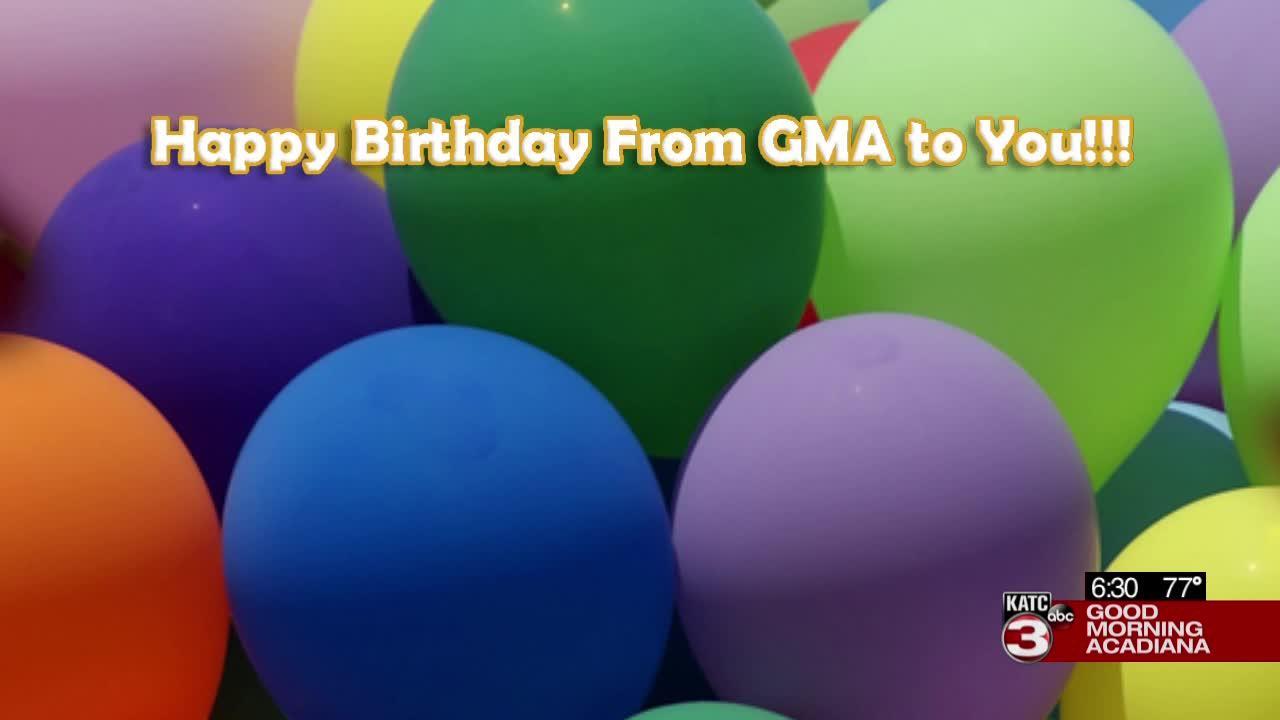 Today's birthdays   08/26/2021