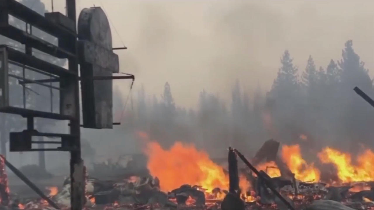 More Utah firefighters heading to battle California wildfires