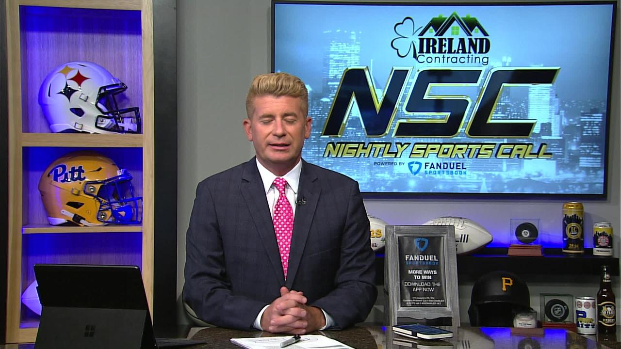 Ireland Contracting Nightly Sports Call: August 25, 2021 (Pt. 1)