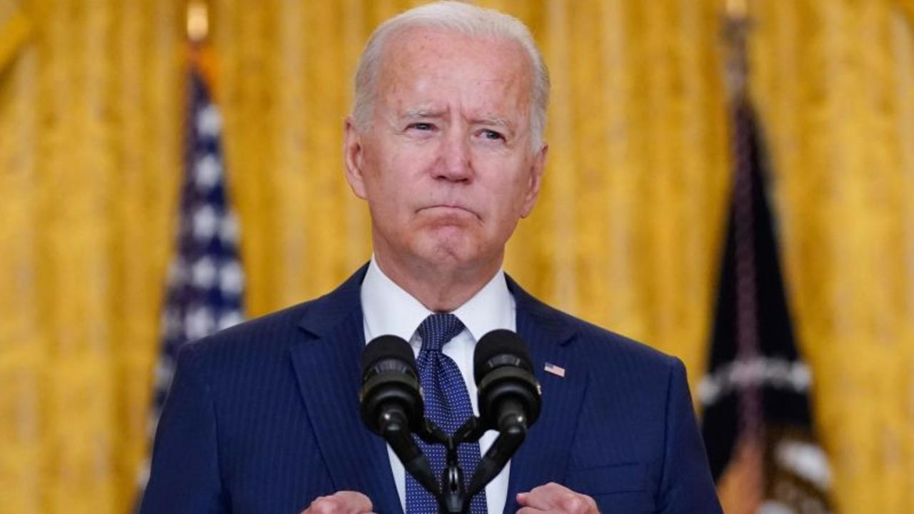 'We will hunt you down and make you pay': Biden warns attackers