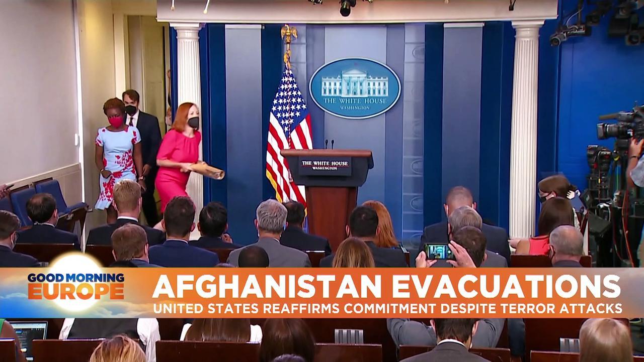 Afghanistan live updates: Europe's nations wind down Kabul evacuations, Biden warns ISIS