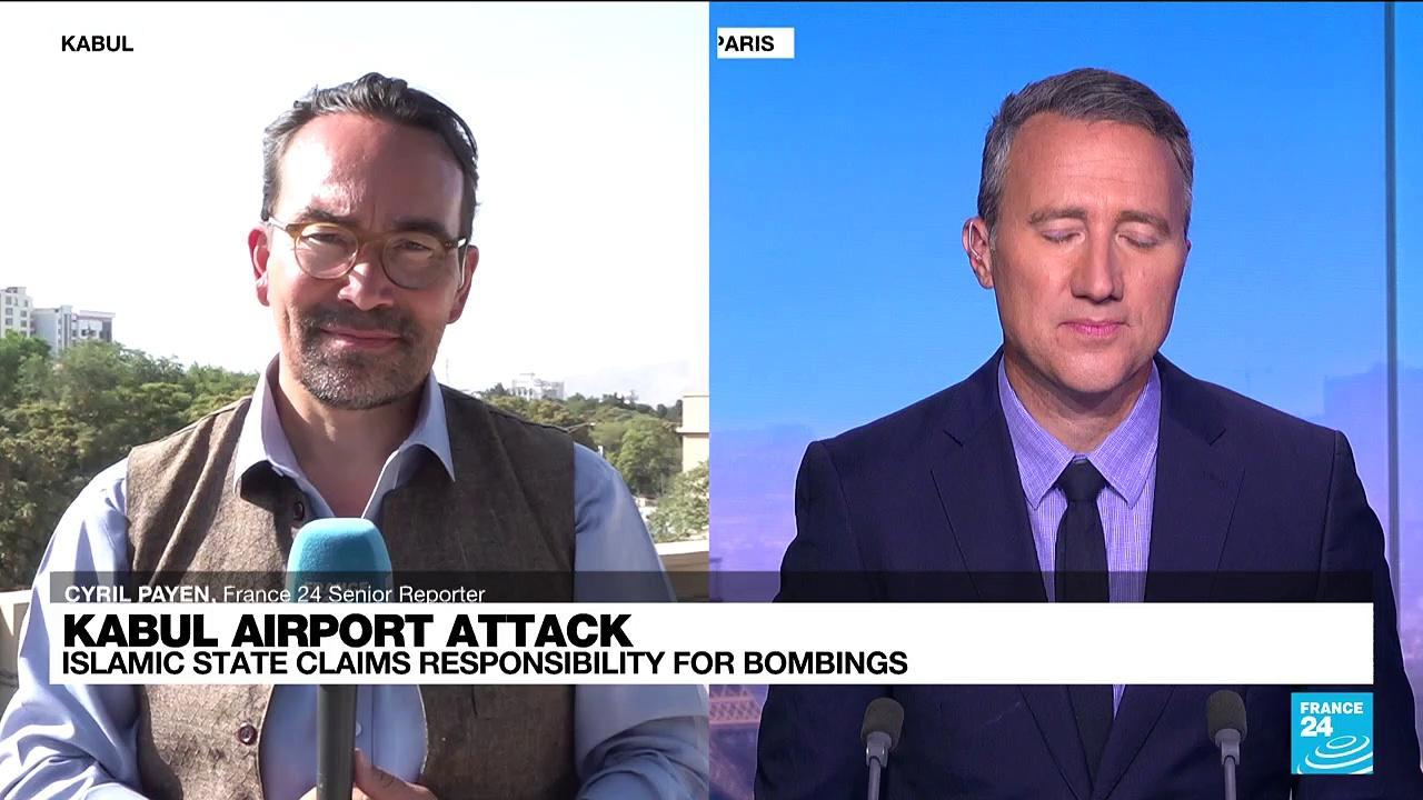 France 24 in Kabul : Evacuation flights from Afghanistan resume