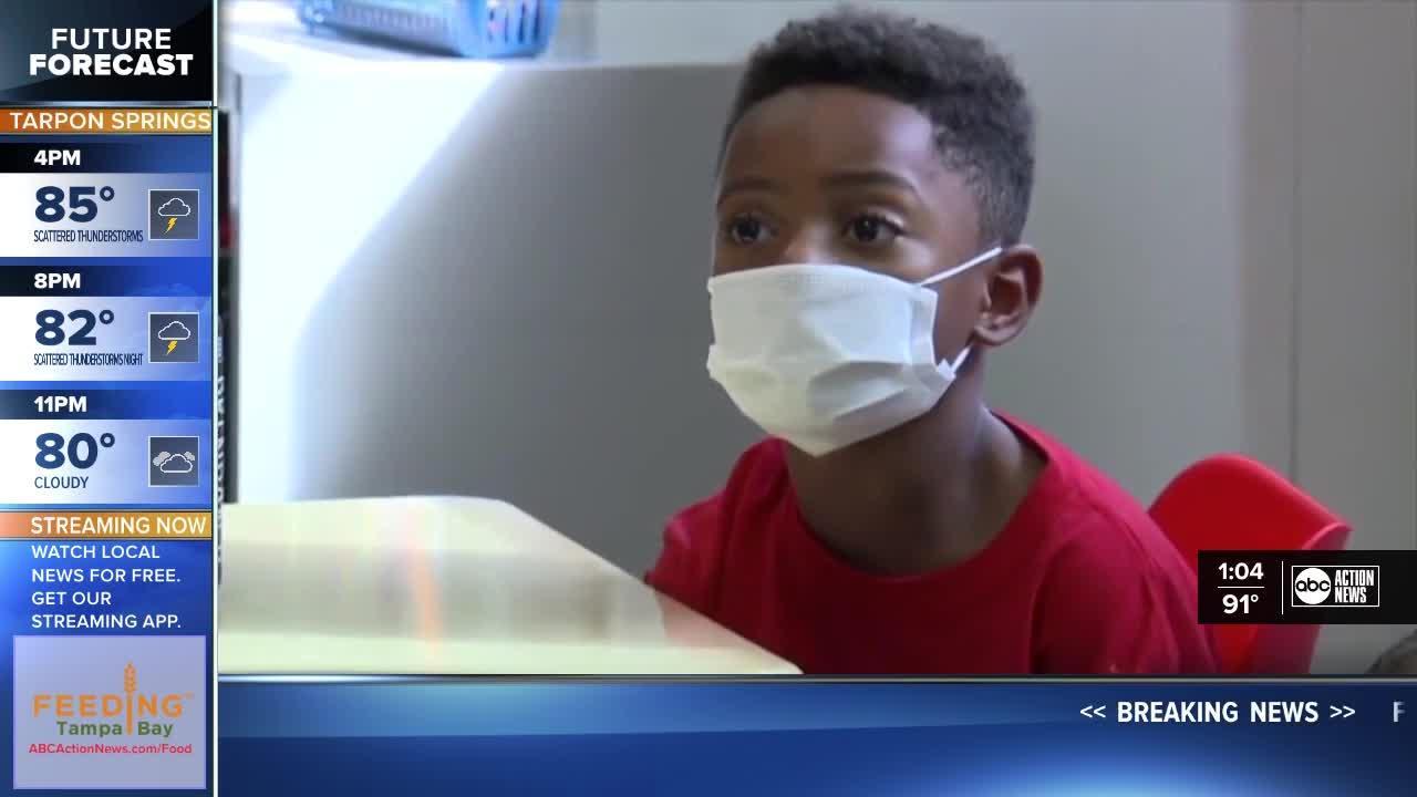 DeSantis rule banning some local mask mandates overturned by Florida court