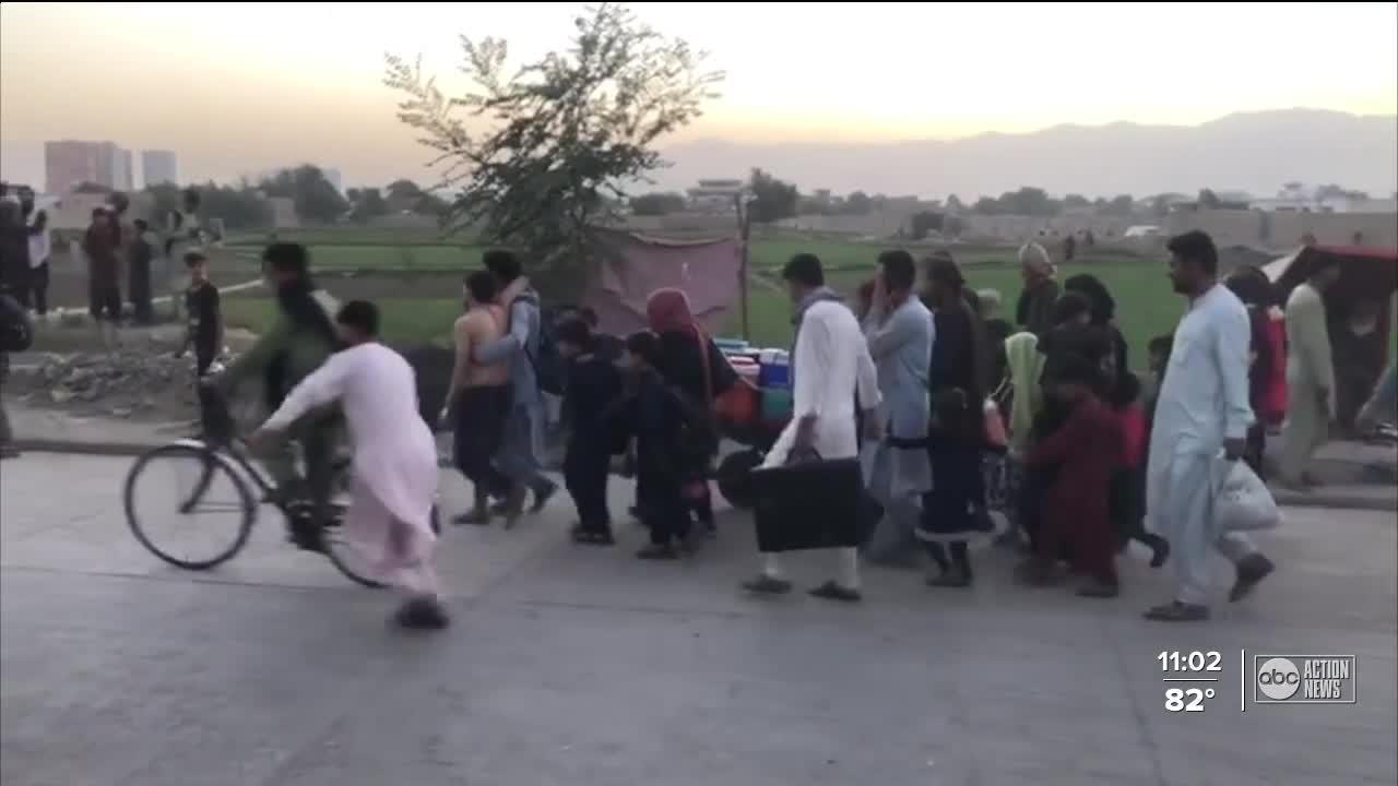 US airstrike targets Islamic State member in Afghanistan