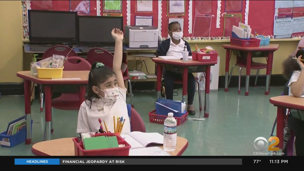 NYS Department Of Health Issues Mask Mandate In All Schools
