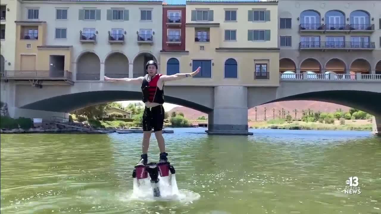 Vegas Like a Local: One last splash before Summer is gone